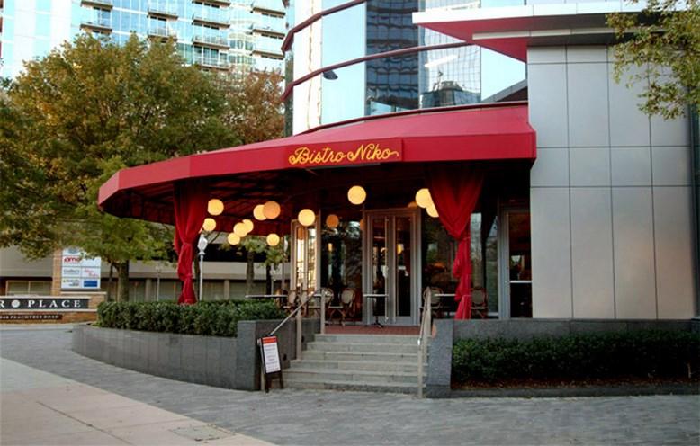 Restaurant Furniture Atlanta Ga : Bistro niko atlanta furniture table styles
